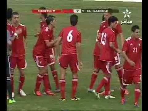Match Maroc 3 - 0 Niger - part 2 [12-12-2012]