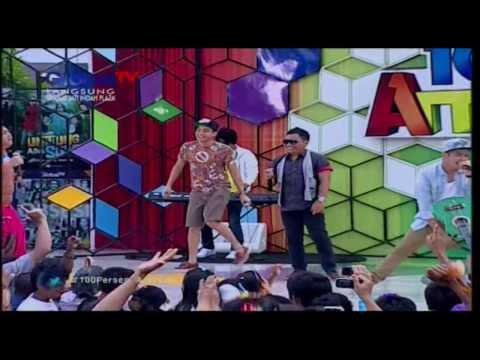 WALI BAND Live At 100% Ampuh (13-02-2013) Courtesy GLOBAL TV