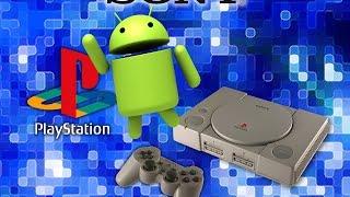 Playstation 1 Spiele auf dem Handy oder Tablet Spielen