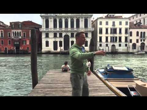 My first time to Venice in April 2016