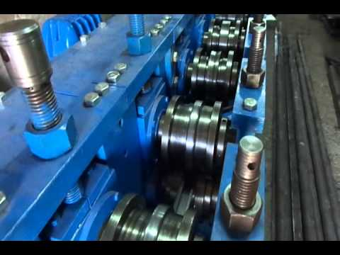 Cold Roll Forming Machines Youtube