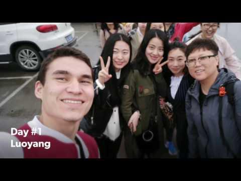 China. Henan.  8.04-9.04.2017 (Luoyang & Xinxiang)