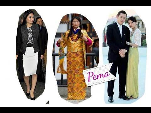 Queen Jetsun Pema of Bhutan : style and fashion | el estilo de la Reina de Bután