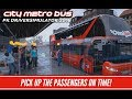 City Metro Bus Parking Driver Simulator 2018 Android Gameplay HD / New Simulation Game