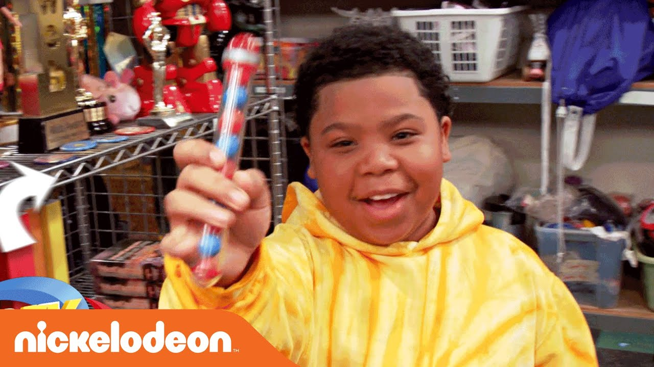 Download Game Shakers | What's in the NYC Subway Lost & Found? 🚇 | Nick