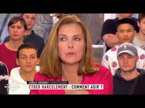 Cyber harcelement : Comment agir ? -  Clique Dimanche du 18/02 - CANAL+