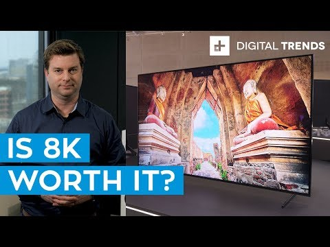 8K vs. 4K vs. HD - Deep Dive