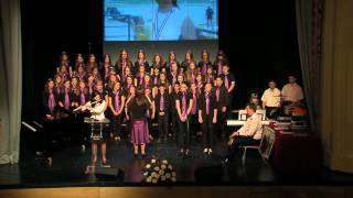 ADIEMUS - Choir - Primary music school in Vukovar, Croatia