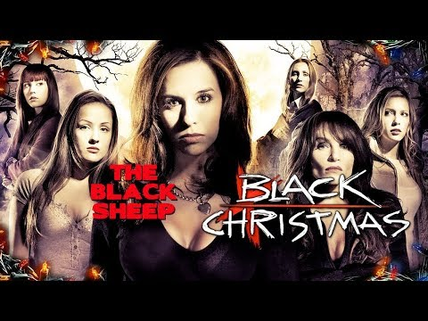 BLACK CHRISTMAS  The Black Sheep 2006 Michelle Trachtenberg, Lacey Chabert Christmas Horror film
