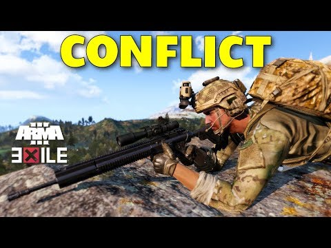 🔴 Arma 3 Exile | Live Stream | Episode 4 | CONFLICT!
