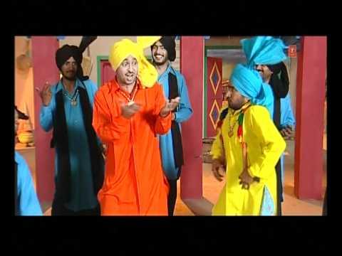 Leader [Full Comedy Song] Bhagwant Maan | Bhagwant Mann Hazir Ho