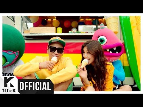 [MV] MC MONG(MC 몽) _ Visual Gangster(널 너무 사랑해서) (Feat. Jeong Eun ji(정은지) of A-Pink(에이핑크))
