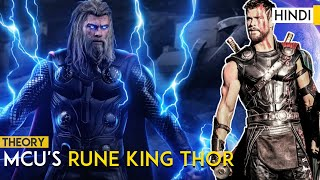 How Director Taika Waititi Tried To Create Rune King Thor In MCU | Explained In Hindi