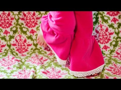 How To Make Children's Pants (boutique Style)