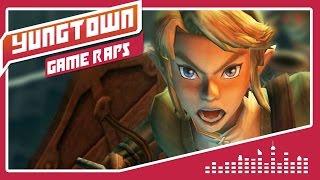 Zelda Twilight Princess HD Rap - Yungtown
