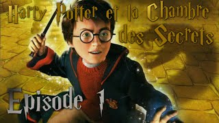 GAMEPLAY HARRY POTTER et la Chambre des Secrets :  Episode 1 (PC)