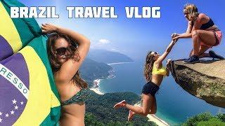 BRAZIL TRAVEL VLOG | Три девушки в Бразилии | Rio de Janeiro, Ilha Grande, Lençóis Maranhenses