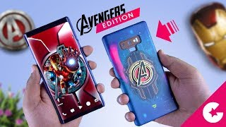 Make Your Own AVENGERS EDITION Phone!!!