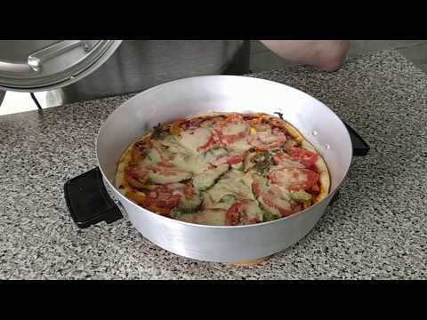 Рецепт пиццы в
