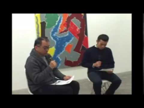 gallery αМ パランプセスト vol.6 西原功織x和田浩一トーク20150110