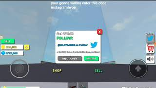 [CODE] How to get 5 free lvl ups in Roblox DESTRUCTION SIMULATOR