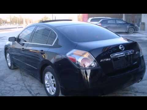 2012 Nissan Altima 25 S Alloy Wheelspwr Sunroof Youtube