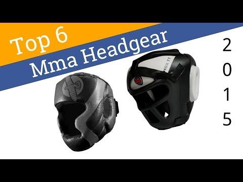 6 Best MMA Headgear 2015