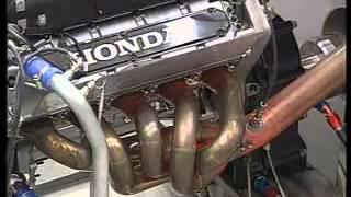 Honda Formula 1 motor 21000 RPM
