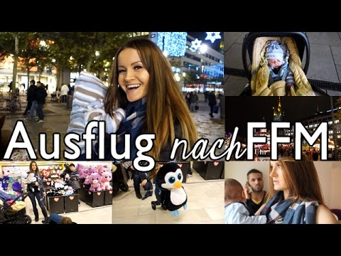 Ausflug nach Frankfurt am Main - It`s my life #224 / PatrycjaPageLife