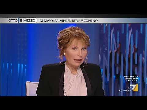 Otto e mezzo - Di Maio: Salvini sì, Berlusconi no (Puntata 19/04/2018)