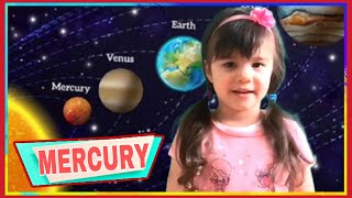 Planet Mercury | Astronomy for Kids