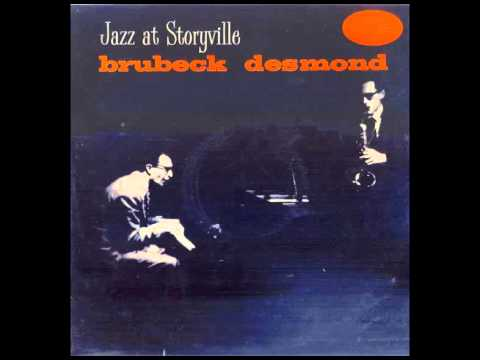 The Dave Brubeck Quartet Featuring Paul Desmond – Jazz at Storyville [Full Album]