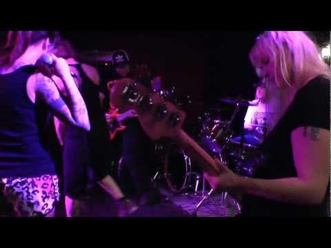 M.O.R.A. live @ ANTEROK 4, PRKL Club, Helsinki, Finland 01-12-2012