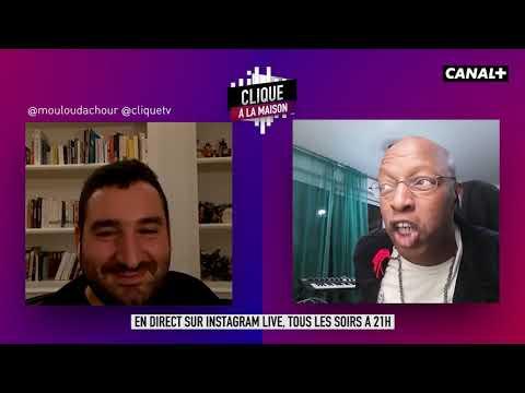Youtube: Poème du confinement par Oxmo Puccino, épisode 7: Victor Hugo – Clique à la Maison