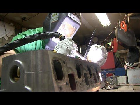 Garage X - Episode 9 - Cylinder Head Rebuild Part 1
