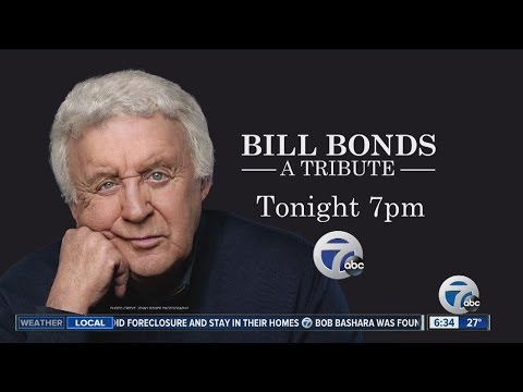 Funeral for Detroit broadcasting legend Bill Bonds