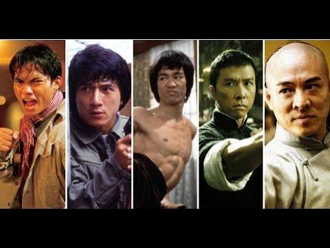 Download Bruce lee vs jackie chan vs donnie yen vs jet li vs tony jaa