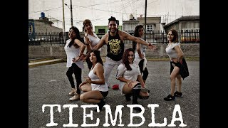 Gambar cover Manu Aguilar--ZUMBA--TIEMBLA--JOEL MOSQUERA Salsa Choke