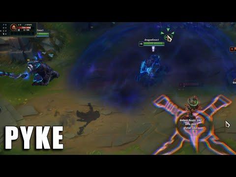 Pyke PsyOps - League of Legends (Prévia)
