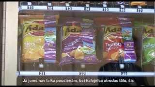 Кофейные и торговые аппараты от Jofemar(Благодаря торговым автоматам нам не нужно будет стоять в очереди и ограничиваться скудным ассортиментом..., 2012-10-02T13:48:45.000Z)