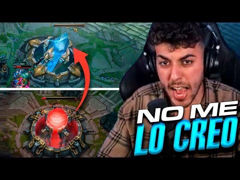 ¡League Of Legends es SURREALISTA! NO PUEDO MÁS | Werlyb