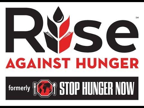 Rise against hunger  Kraft Heinz Elst  Netherlands 2017