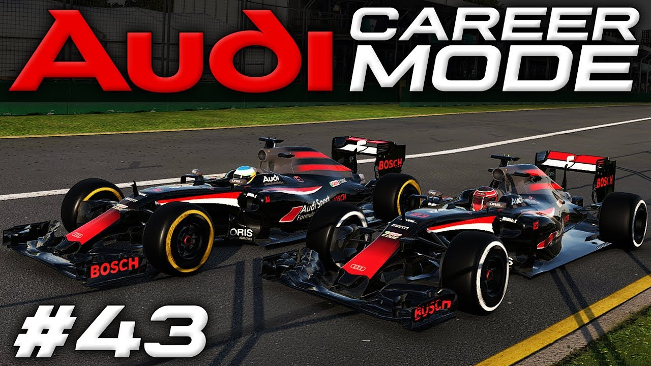 2018 Season Begins F1 2016 Career Mode S3e1 Australia Youtube