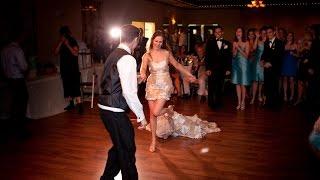 Legendary Wedding Dance (2:42 Hot Bride Loses Her Dress) Best Epic Surprise Ever !