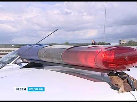 Страшная авария на проспекте Фрунзе в Ярославле