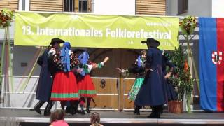 Folk Festival in Winningen (Germany)