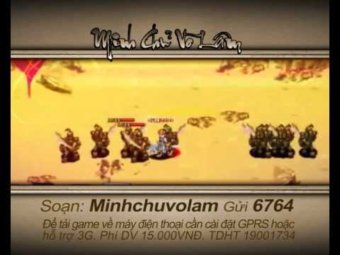 Game Minh chu vo lam