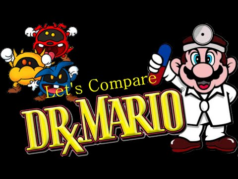 Let's Compare ( Dr. Mario )