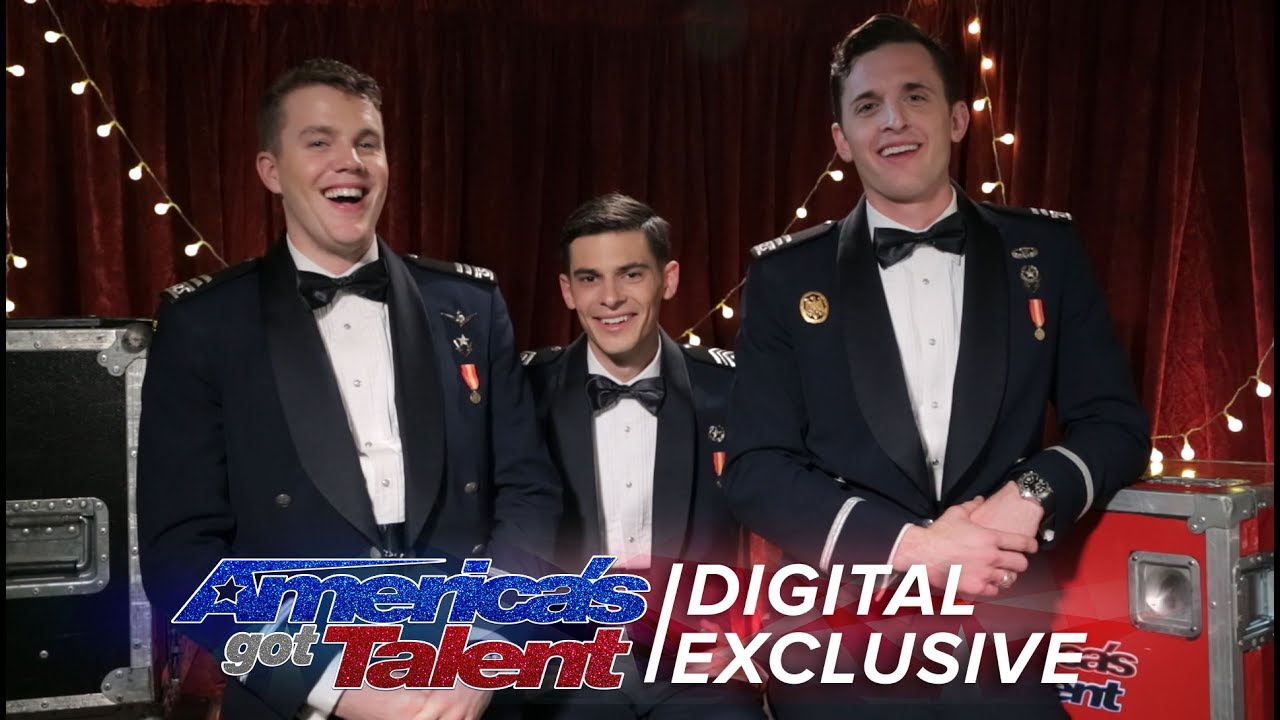 A Cappella Group, In The Stairwell, Discusses Howie's Buzzer America's Got Talent 2017