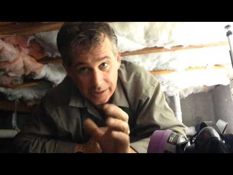 Rodent Inspection Part 3 - Crawl Space - Cascade Pest Control